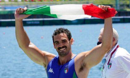 Tokyo 2020, canoa: il pavese Manfredi Rizza argento nella 200 m sprint