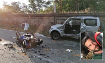 Gabriele morto in un incidente stradale, la stessa sorte tocco al fratello 12 anni fa