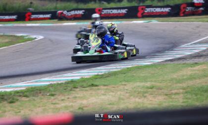 Kart 125 2t, Milanesi 4° in gara 1 vola in finale dove conquista l'8° posto assoluto