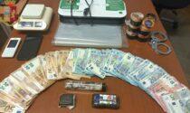 Nel casolare hashish e 5mila euro in contanti, arrestato pusher 29enne