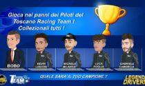Arriva su tutti gli smartphone il primo videogioco del Toscano Racing Team