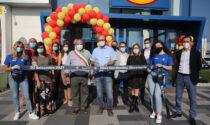 A San Martino Siccomario taglio del nastro per Lidl Italia: 12 nuovi posti di lavoro