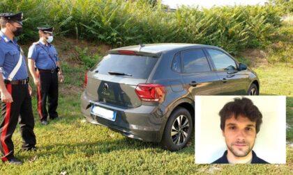 Giacomo Sartori scomparso da Milano: ritrovata la sua auto vicino a Pavia