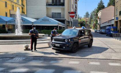 Malamovida a Salice Terme: sei giovani denunciati per lesioni