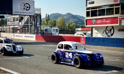 Grande ritorno dopo la pausa estiva per il Toscano Racing Team nel campionato nazionale Legends Cars