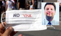 """Minacciato dai No Vax: """"Ti sfregeremo con l'acido"""""""