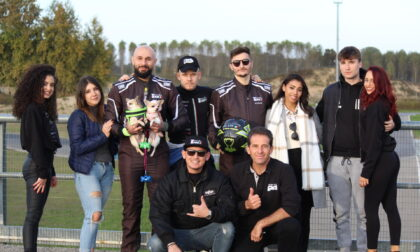 Toscano Racing Team: sui Rotax max 125 2t a tutto gas nel penultimo atto di campionato