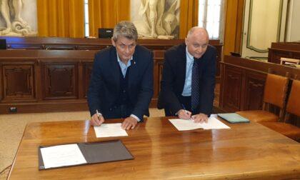 Tim e Comune di Pavia siglano protocollo di intesa per nuove reti a banda ultralarga